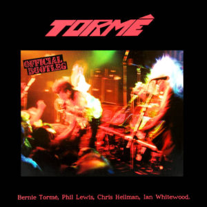 Torme - Official Live Bootleg