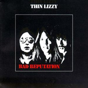 Thin Lizzy's Bad Reputation - Artist is Jim Fitzpatrick