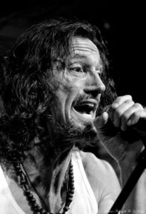 Ernest Pappanastos - Vocalist for Ten Ton Mojo*
