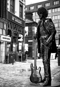 The Bronze Lynott Monument found on Harry street and in proxmity to both Bruxelles, what was the Zodiac and McDaids.