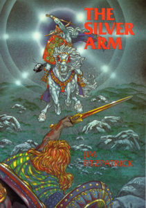 The Silver Arm written and illustrated by Jim Fitzpatrick. 1981
