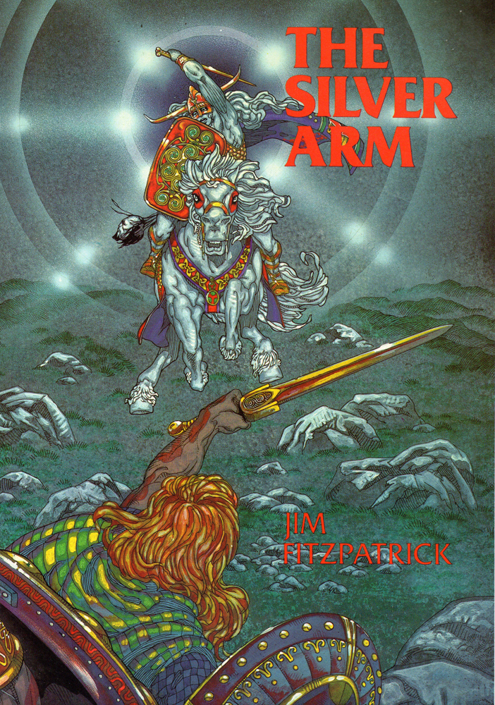 The Silver Arm-cover