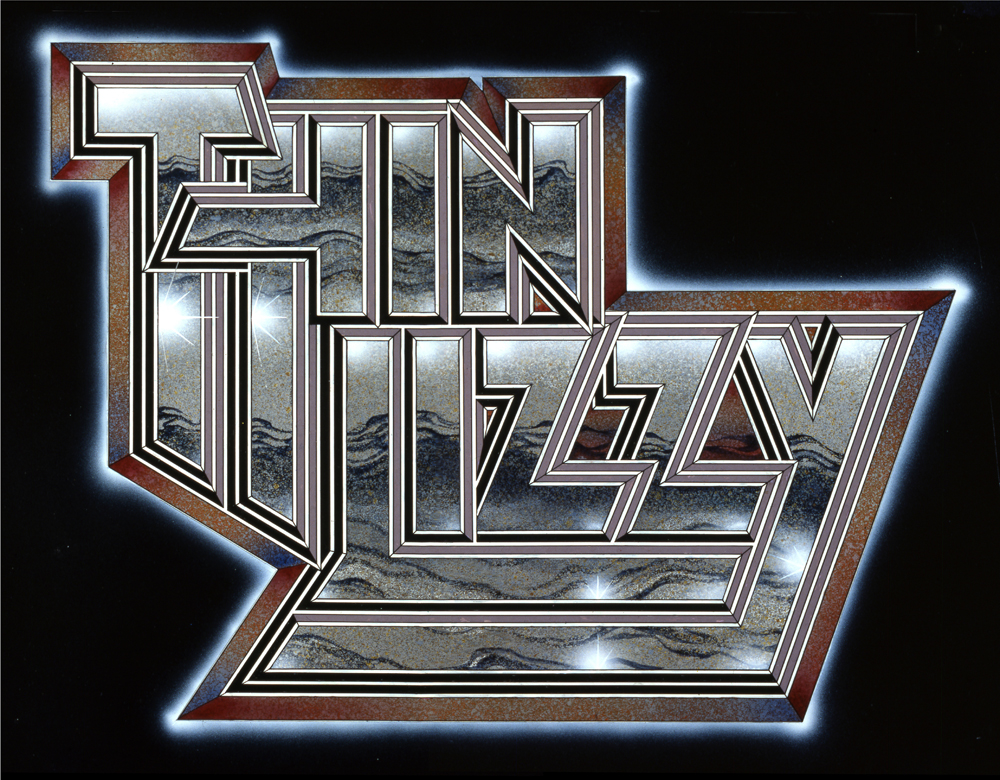 Thin Lizzy - The Classic Logo