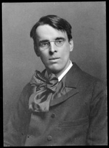 W B Yeats - Poet. One of many in the Irish tradition.