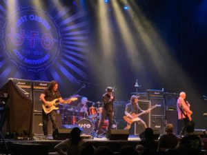 UFO at the St George Theater in Staten Island, NY - 10/31/19. Photo was found on the St. George Facebook page. An amazing venue!
