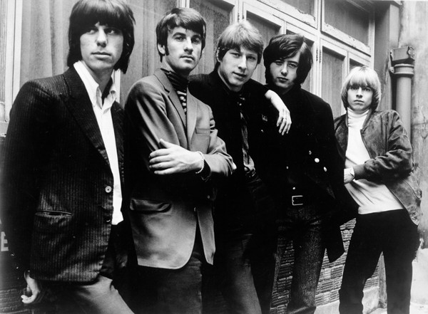 The Yardbirds - featuring both Jimmy Page and Jeff Beck circa 1966.