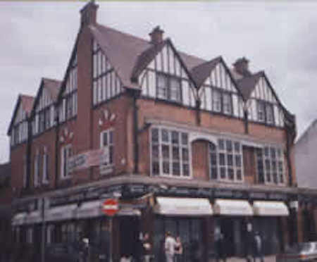 he Ruskin Arms – where it all happened that evening in 2007